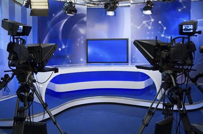 Digital tv studio setup global broadcast limited for Camera it web tv